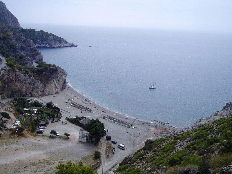 Playas de Andalucía