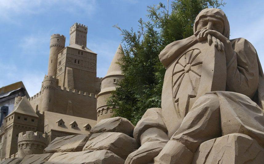 hoteles festival de castillos de arena