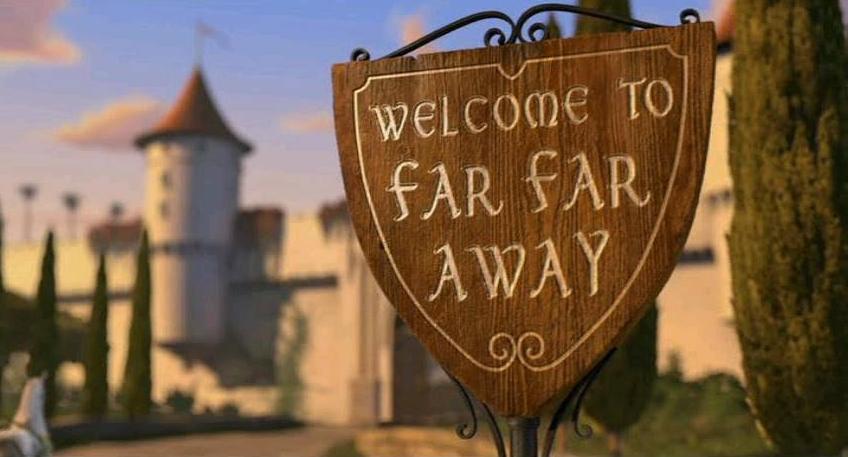 Abre en Londres el parque de atracciones de Shrek
