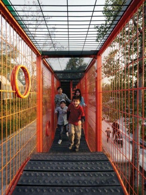 Zona Infantil del Parque Bicentenario