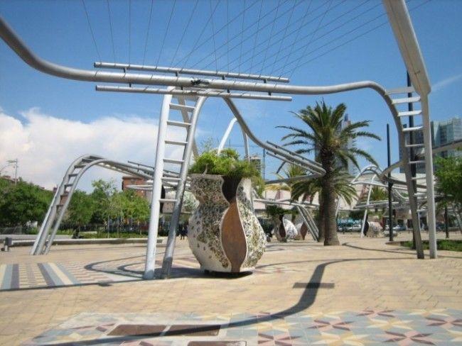 Parc Diagonal Mar, Barcelona