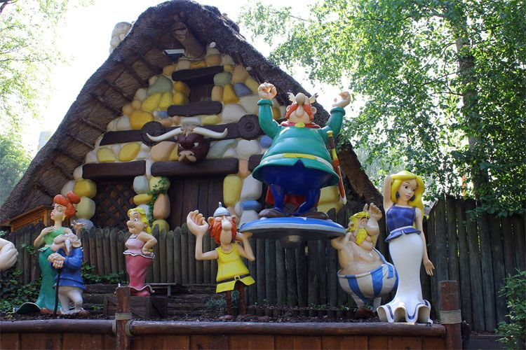Parque de Asterix