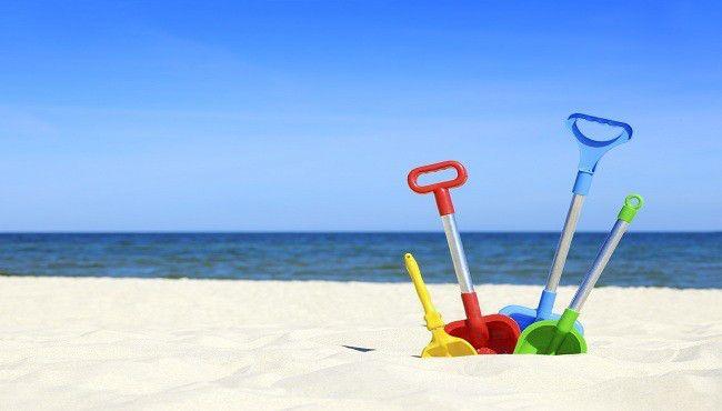 playa niños