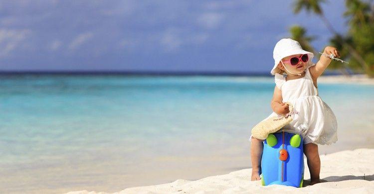 Las mejores playas para ir con niños en España