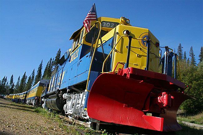The Aurora Express