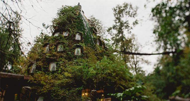 mejores hoteles para niños Montaña Mágica Lodge