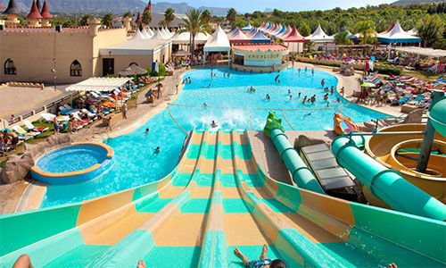 Magic Robin Hood Water Park & Medieval Lodge Resort