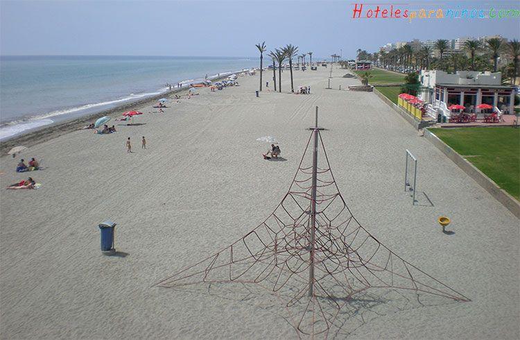 playas para Niños en Roquetas de Mar
