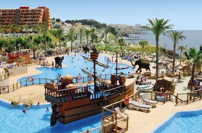 Spa Peñiscola Plaza Suites
