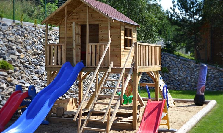 Hoteles para niños en Baena