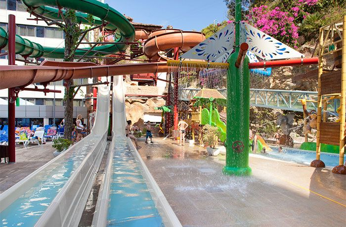 Magic Aqua Rock Gardens