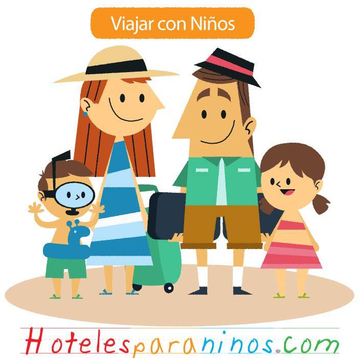 donde viajar con niños