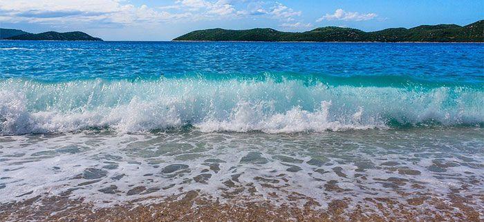 mejores playas croacia