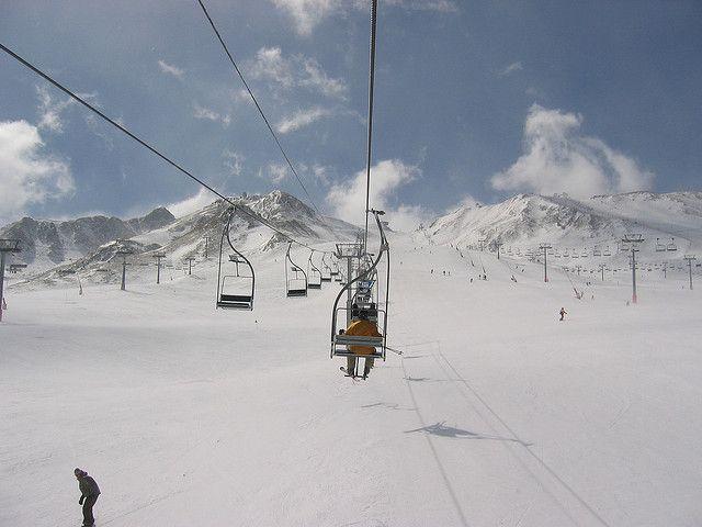 estaciones de esqui en Andorra