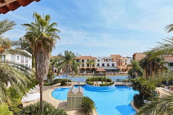 hoteles para niños PortAventura® Hotel PortAventura - Incluye entrada al Parque